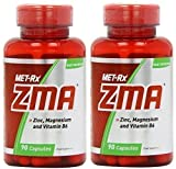 Best MET-Rx Zmas - MET-Rx ZMA Strength and Muscle Gain Capsules Review