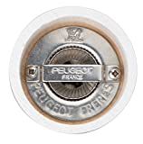 Peugeot 2/24277 Tahiti Duo Pfeffer-/Salzmühlenset Holz, 5,5 x 5,5 x 20 cm, matt weiß / schwarz - 3