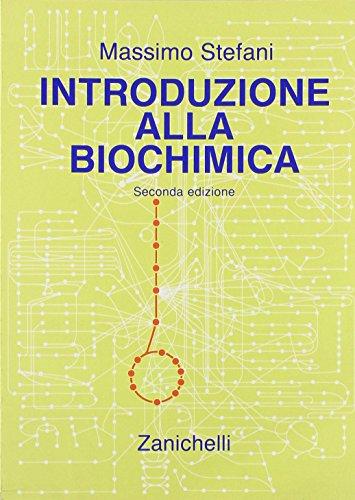 Introduzione alla biochimica. Per gli Ist. Tecnici