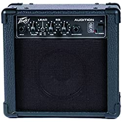 Amplificador para guitarra Peavey Audition, 7W, para casa y estudio