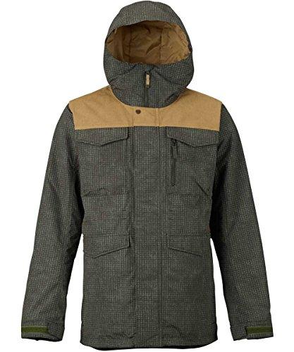 Burton Herren Snowboard Jacke Covert Jacket (Snowboard Jacke Herren Burton)