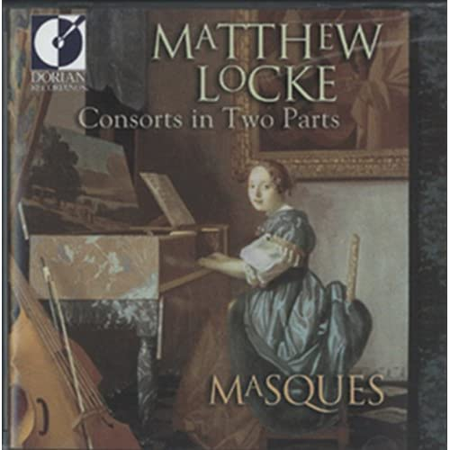 Locke, M.: Consorts in 2 Parts