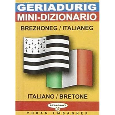 Breton-Italien (Mini Dico)