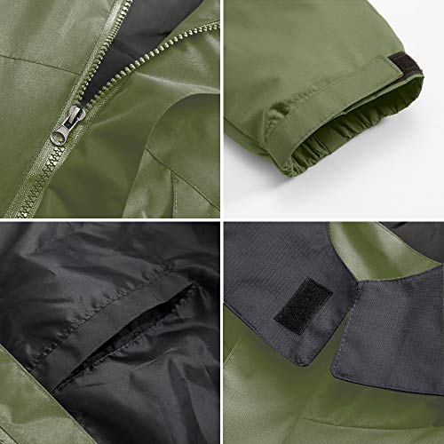 Zoom IMG-2 luoluo giacca a vento softshell
