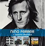 Coffret 4cd : Nino Ferrer and Leggs / Nino and Radiah et le Sud / Blanat / la Désabusion