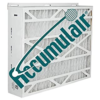 21x26x5 (20.1x25.7x5) MERV 11 American Standard Aftermarket Replacement Filter by Accumulair