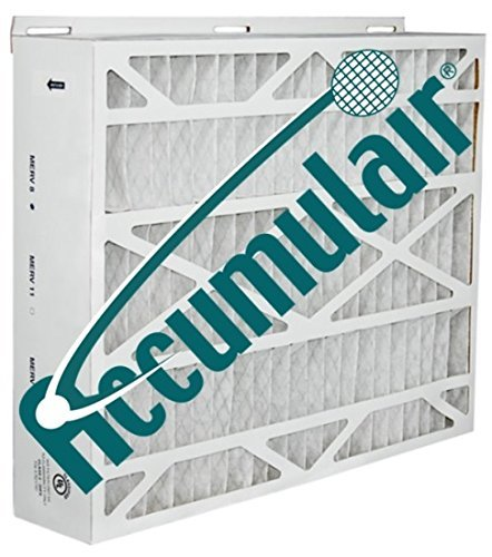 21x26x5 (20.1x25.7x5) MERV 11 American Standard Aftermarket Replacement Filter by Accumulair - American Standard Filter