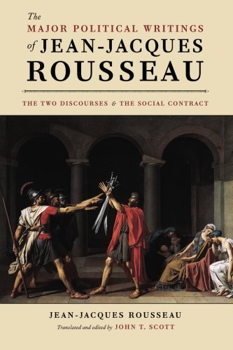 "The Major Political Writings of Jean-Jacques Rousseau: The Two ""Discourses"" and the ""Social Contract"" by Jean-Jacques Rousseau (2014-04-01)"