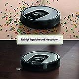 IRobot Roomba 960 Saugroboter (hohe Reinigungsleistung, keine Verhedderungen und mit Dirt Detect,...