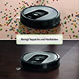 iRobot Roomba 960 Saugroboter silber