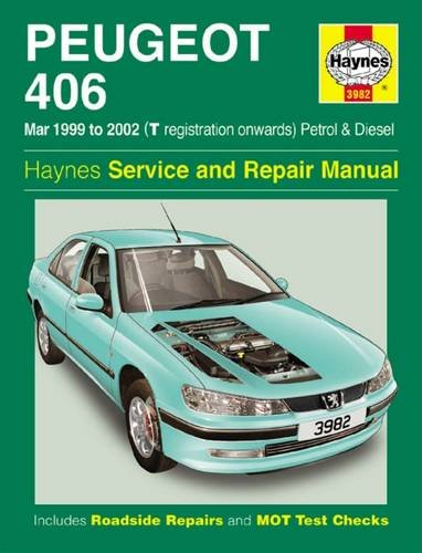 Haynes manuals inc the best amazon price in savemoney peugeot 406 petrol and diesel service and repair manual march 99 2002 haynes fandeluxe Image collections