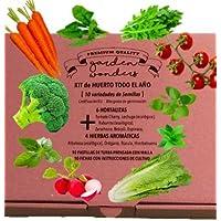 Incluir no disponibles - Kits de cultivo en casa / Plantas ... - Amazon.es