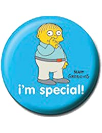 Button Badge The Simpsons | 1091
