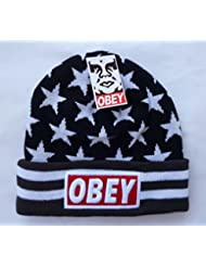 Popular Obey Elements for Mr/MS 3d Cap Knitting Cap/lana cap Unisex One Size Mujer Hombre