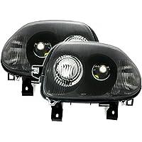 Faros delanteros Set HB3 sin motor de nivelación Renault Clio II (BB0/1/