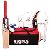 #8: Sigma Match Size 6 Complete Cricket Kit