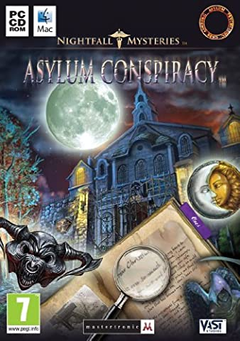 Nightfall mysteries : asylum conspiracy [import