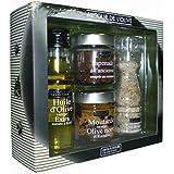 Coffret autour de l'Olive - 4 produits
