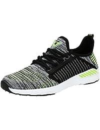 FLARUT Zapatos Deportivos Calzado Deportivo Zapatos para Correr en Montaña y Asfalto Aire Libre y Deportes Zapatillas de Running Unisex