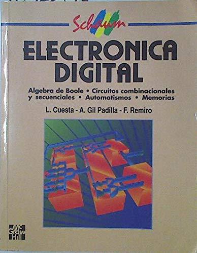 Electronica digital (schaum) por LUIS CUESTA GARCIA