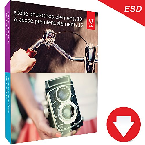 Adobe Photoshop & Premiere Elements 12 - DOWNLOAD