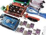 RoboMall Ramps 1.4 Kit + 12864 LCD Controller + DRV8825 Schrittmotoren