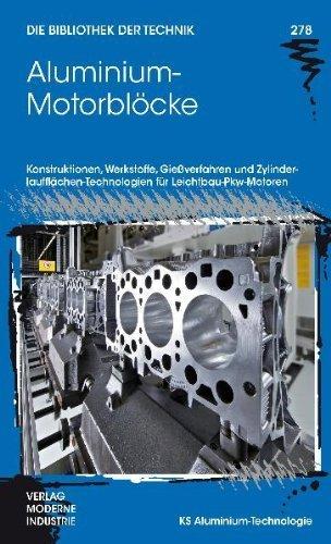 Aluminium-Motorblöcke von Autorenteam (5. September 2011) Gebundene Ausgabe