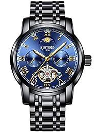 Sharplace Automático Reloj de Famosa Marco KINYUED Impermeable a 30 Metros (3ATM / 98FT)