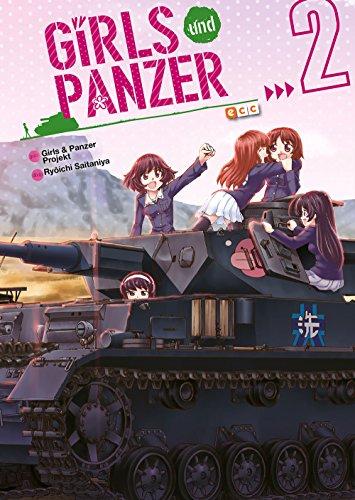 Descargar GIRLS UND PANZER NUM  02 (DE 4)