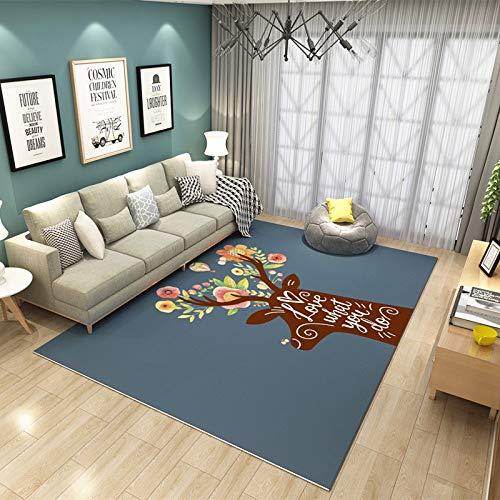 GRENSS Unión Creativa eólico Nacional geométrica Cuadrada Mesa de té salón moqueta sofá Dormitorio Pasillo Alfombrilla, Moravia, Moravia.