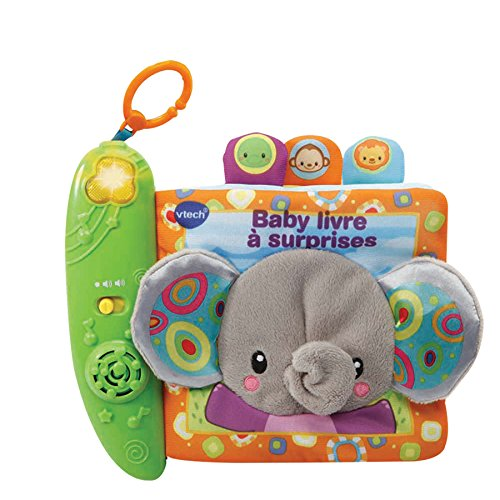 VTech - 189305 - Baby Livre à Surprises 3417761893050