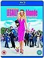 Legally Blonde [Blu-ray] [2001]