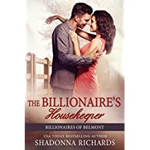 The Billionaire's Housekeeper (Billionaires of Belmont Book 3) (English Edition)