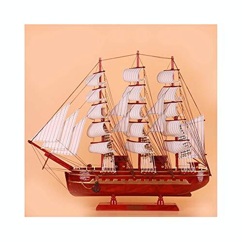 Guvd Decorazione Modello di Barca, utilizzata per Ornamento da Tavolo, Puntelli per Foto, Festa a Tema Beach Ocean e Decorazione della Stanza