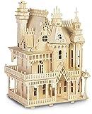Fantasy Villa Woodcraft Construction Kit