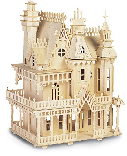 Fantasy Villa - QUAY Woodcraft Construction Kit FSC
