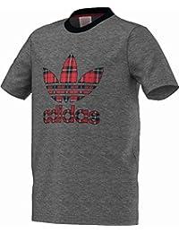 Adidas Originals - T-shirt - Rock Jr - Gris