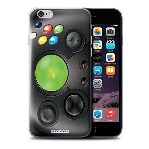 Custodia/Cover Rigide/Prottetiva STUFF4 stampata con il disegno Console di gioco per Apple iPhone 5C - Super Nintendo Xbox