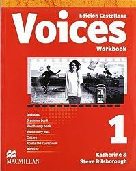 VOICES 1 Wb Pk Cast - 9780230034037