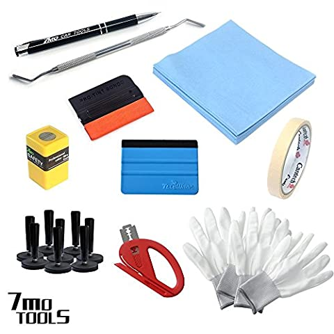 7MO Small Pro Tool Kit for Car Vinyl Application 1
