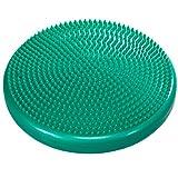 Trendy Sport Bamusta Coxim Softboard, Therapiekissen, Sitzkissen, Sitzunterlage, Ø 35 cm in grün