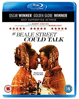 Blu-ray1 - If Beale Street Could Talk (1 BLU-RAY)