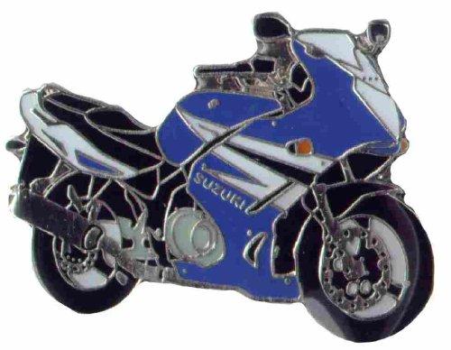 PIN SUZUKI GS 500 F blau 2004 von Euro-Pokale