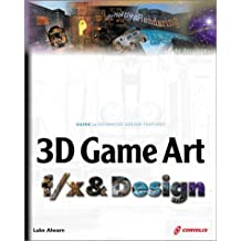 3D Game Art f/x & Design by Luke Ahearn (2001-09-12)