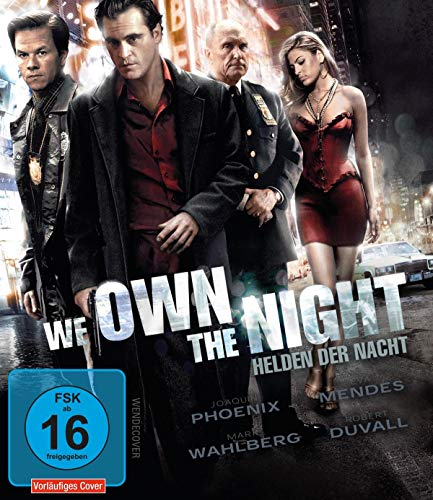 We Own The Night - Helden der Nacht [Blu-ray]