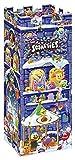 Nestlé SMARTIES bunter Advendtskalender, Weihnachtskalender für Erwachsene und Kinder, gefüllt mit Schokolade für Jungen und Mädchen, 1 x 227 g