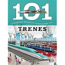 Libros infantiles de coches, trenes y otros vehículos