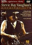 Stevie Ray Vaughan's Greatest Hits: Guitar Signature Licks (DVD) [Edizione: Germania]