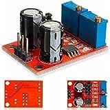 Saver Ciclo de trabajo del módulo de frecuencia de pulso ajustable generador de señal de onda cuadrada NE555 5pcs