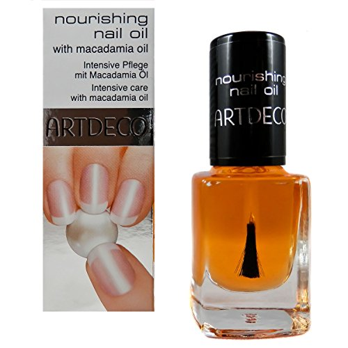 Artdeco Nourishing Nail Oil with Macadamia, 1er Pack (1 x 10 ml)